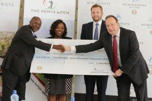 Hemingways Sponsors Barclays Kenya Open 2016
