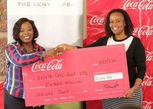 Coca-Cola maintains Platinum Sponsor Category for Barclays Kenya Open 2016