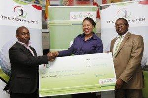 Safaricom Powers Barclays Kenya Open As Sole Connectivity Partner