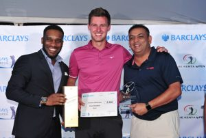 Selfridge And Onyango Win The Barclays Pro-Am
