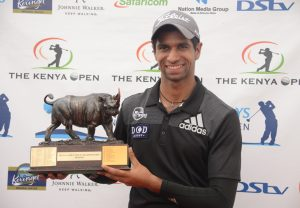 Aaron Rai Crowned 2017 Barclays Kenya Open Winner.