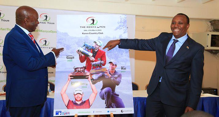 Peter Kanyango and the Sports PS Amb Kirimi Kaberia